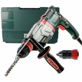 Rotopercutor SDS-Plus 1100 W Metabo - UHEV 2860-2 Quick