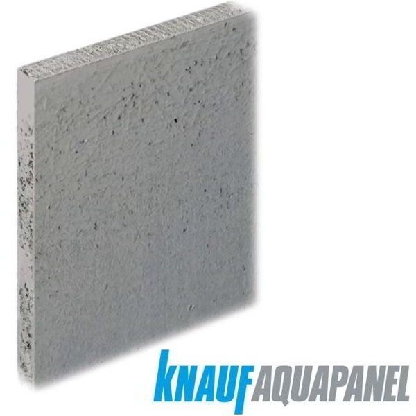 Placa ciment AQUAPANEL Knauf placa 2400x1200x12.5 mm